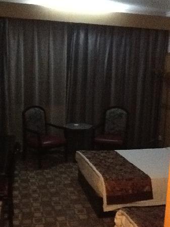 Camellia Hotel : 12.02.18【カメリアホテル】部屋の雰囲気