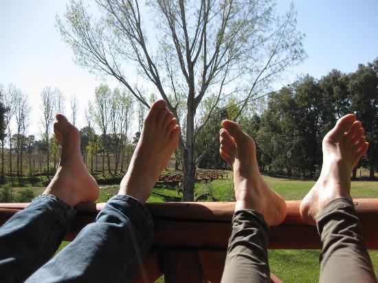 Villa Ventana, Argentina: el balconcito