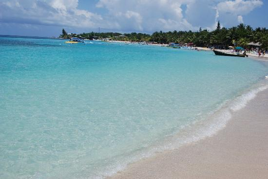West Bay Beach: This is a one of the nicest beaches in the Caribbean.