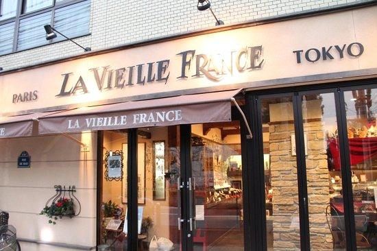 La vieille France