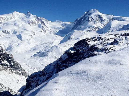 Zermatt-Matterhorn Ski Paradise: Glaciers
