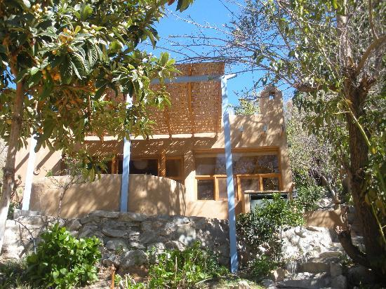 Cabanas Elquimista: our cabin