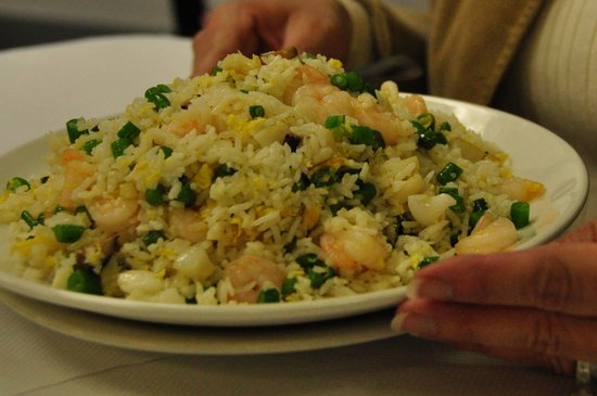Oriental Pearl Restaurant: Fried Rice