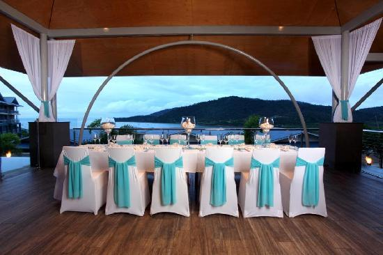 Tides Restaurant & Bar: Tides Deck Wedding