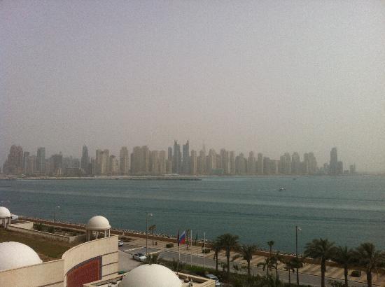 Jumeirah Zabeel Saray: View from room balcony