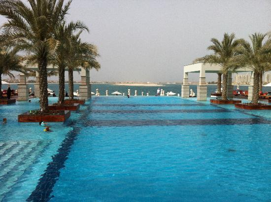 Swimming Pool Picture Of Jumeirah Zabeel Saray Dubai Tripadvisor