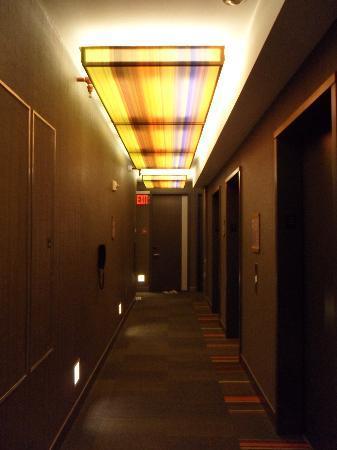Corridor Picture Of Aloft New York Brooklyn Brooklyn