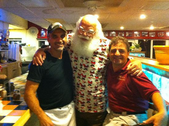 Babbo Natale Italy.Babbo Natale Picture Of Florio S Of Little Italy Hollywood