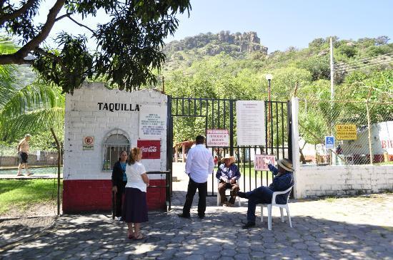Zapopan, Mexico: Balneario de Huaxtla