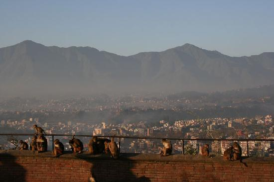 Nepal: Views of Kathmandu