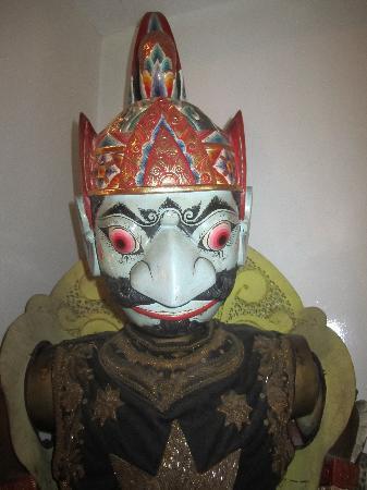Wayang Museum : Wayang