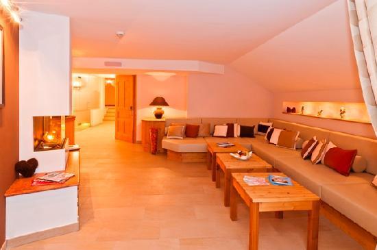 BEST WESTERN PREMIER Kaiserhof Kitzbühel: Wellness Lounge