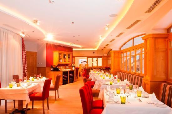 BEST WESTERN PREMIER Kaiserhof Kitzbühel: Restaurant