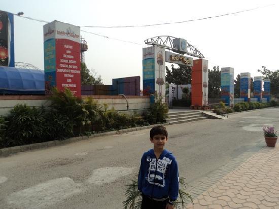 GPI Noida fun centre