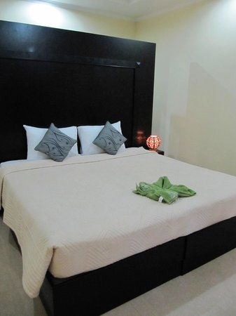 Sandat Bali: Clean & spacious (ground floor)