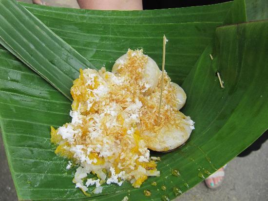 Sandat Bali: Local Snack
