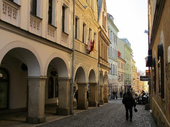Hotel Radnice: Aussenansicht