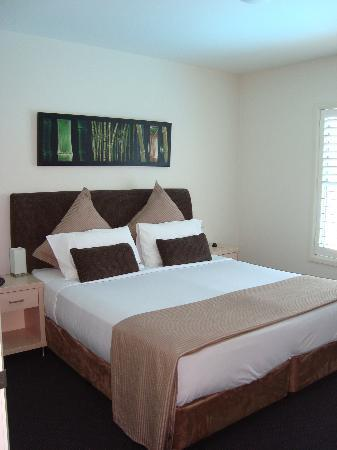 Oaks Pacific Blue Resort: Bedroom