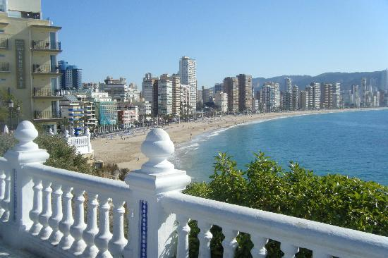 Playa de Levante : Levabte beach
