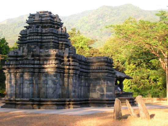 Mollem National Park, Indien: Mahadeva Temple