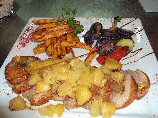 Restaurant Stephan : Magret de Pato