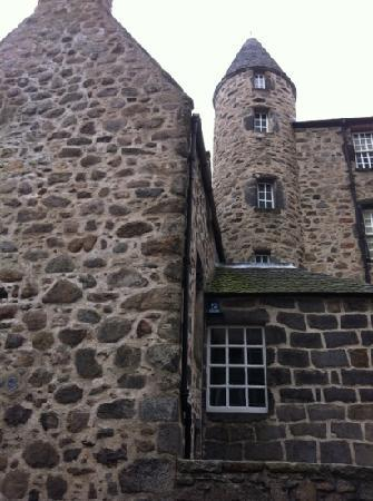 Provost Skene's House: good outface