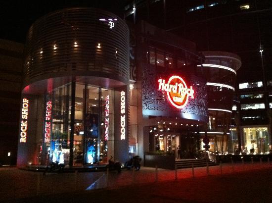 Hard Rock Cafe Aberdeen