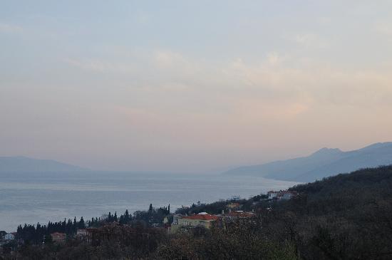 Hotel Villa Kapetanovic: View