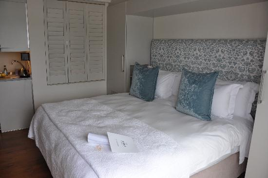 Turbine Hotel & Spa: Zimmer