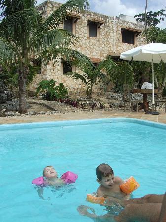 Itour Akumal Villas Tortugas: The pool