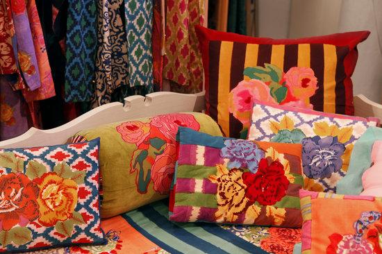 cuscini foto di lisa corti home textile emporium roma
