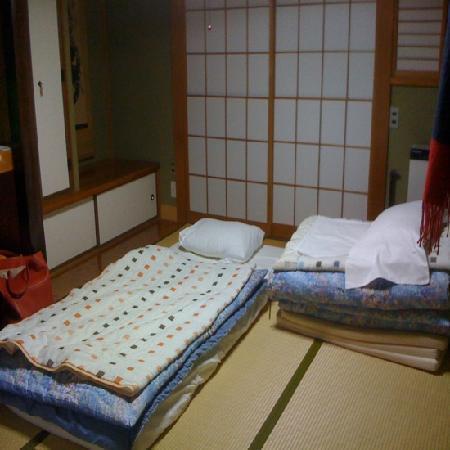 Futon Tatami futon style tatami mat picture of guesthouse namaste kanazawa