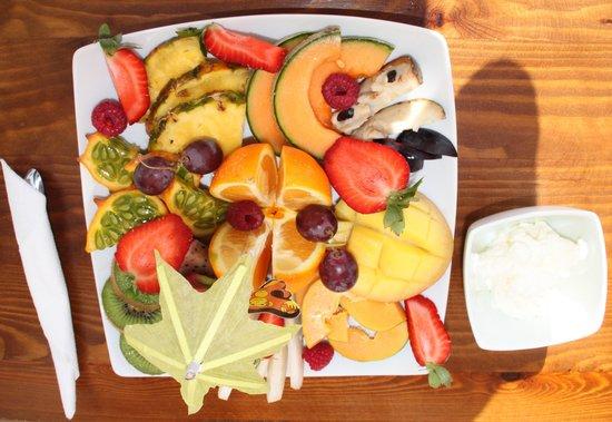 S'caro'll: Salade de fruits frais