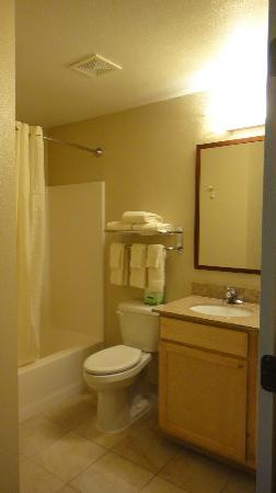 Candlewood Suites - Houston Park Row: Bathroom