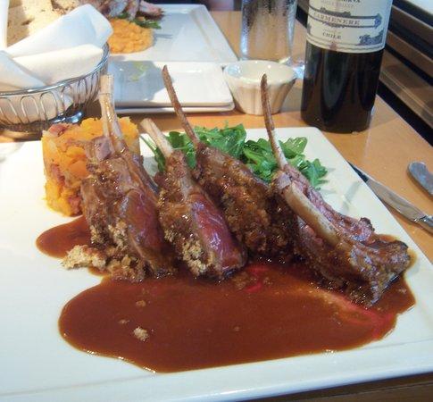 Dish: Lamb