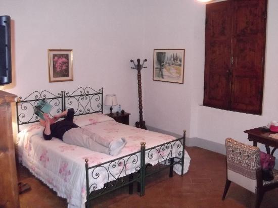 La Casa di Giovanna : BF felt immediately at home :)