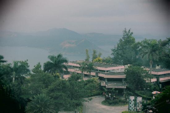 ساميت ريدج تاجايتاي: view from our room