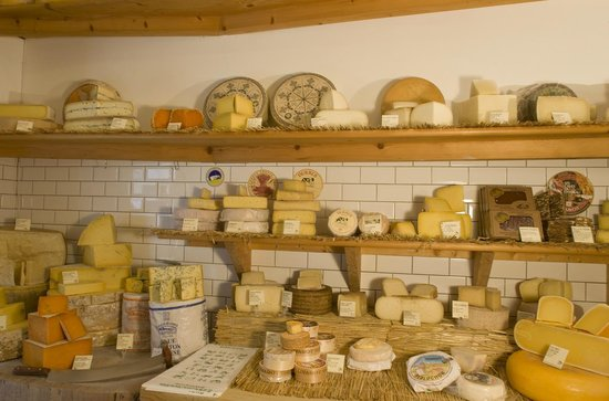 Sheridans Cheesemongers, South Anne St, Dublin 2