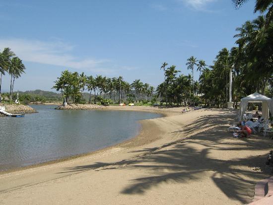Grand Isla Navidad Resort: Beach Area