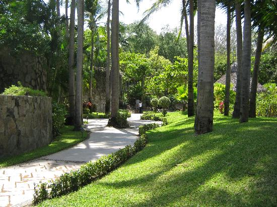 Grand Isla Navidad Resort: Beautiful Walking