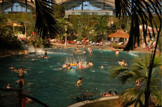 Hotels Near Tropical Island Berlin