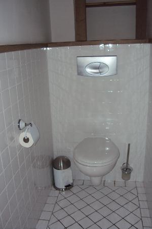 Residence CGH les Cimes Blanches - La Rosiere 1850: Toilette