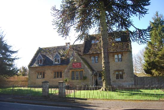 The Old School Bed and Breakfast: View of the Old School