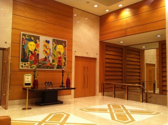 Divani Palace Larissa: @ lobby