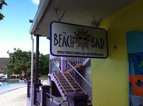 The Beach Bar: Beach Bar