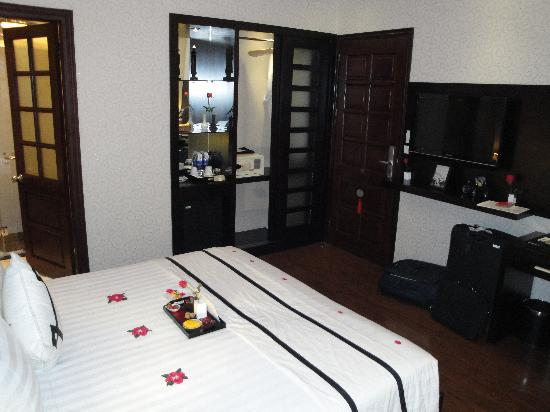 Hanoi Moment Hotel: Room #602