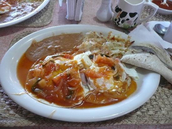 La Mision Bar and Grill: Huevos Rancheros