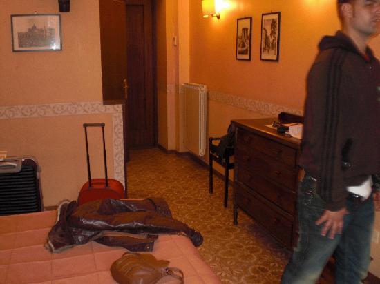 Welcome House : LA HABITACION