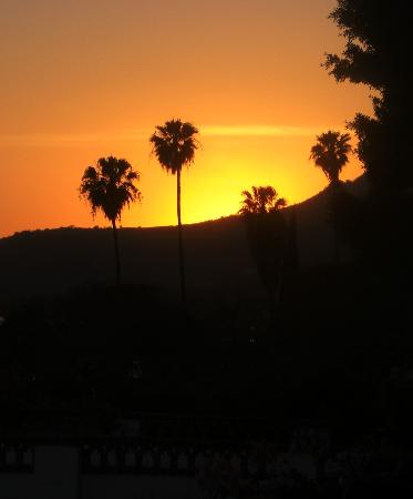 La Nueva Posada: Sunset
