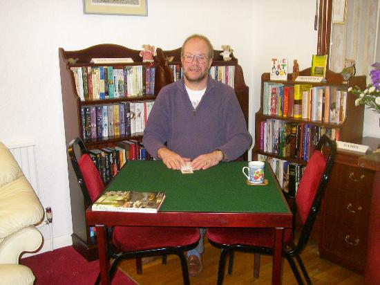 The Phoenix Guest House: using the games table